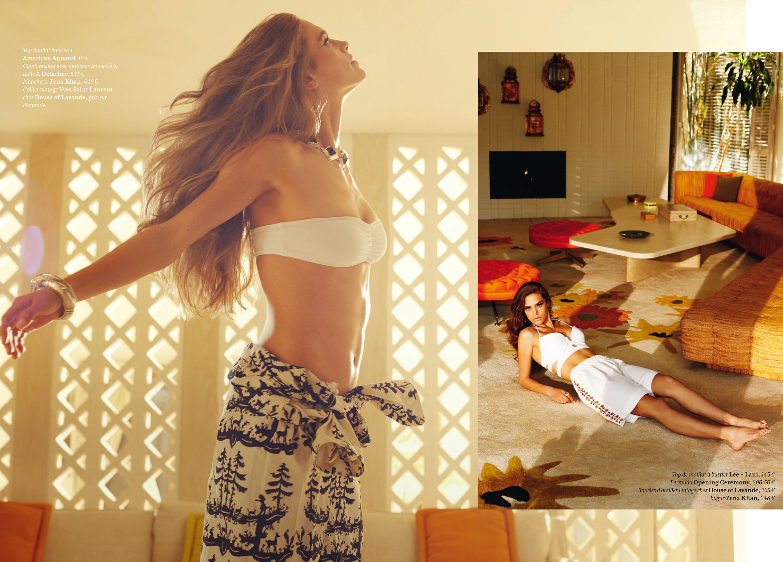 FLAVOR Magazine, Casino, Stylist Shala Rothenberg, Fashion Editorial, Detlef Schneider Photography