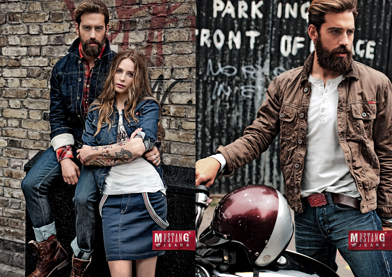 Mustang Jenas, Fashion, Detlef Schneider Photography