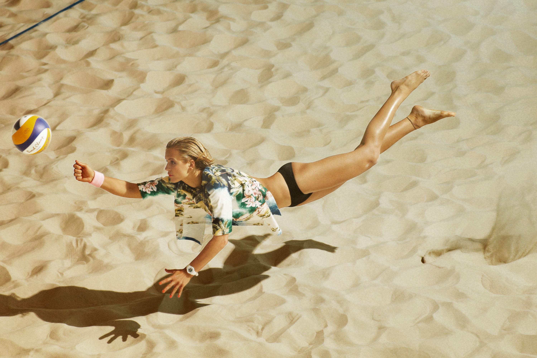 Myself Olympics, Sport, NIKE Germany, Detlef Schneider Photography, Laura Ludwig