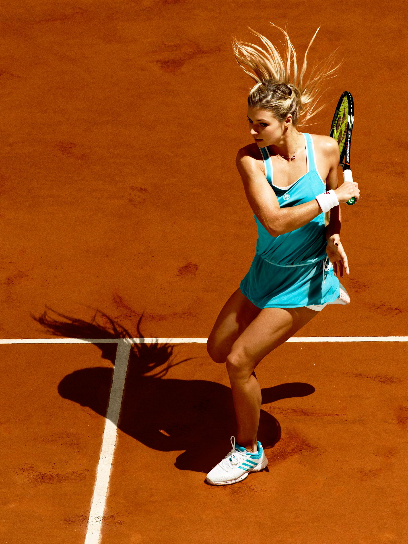 Detlef Schneider Photography,  Maria Kirilenko, Adidas, Tennis