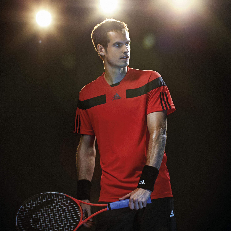 Detlef Schneider Photography, Andy Murray, Adidas, Tennis
