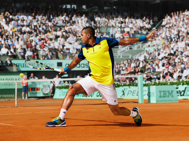 Detlef Schneider Photography, Jo-Wilfried Tsonga, Adidas, Tennis