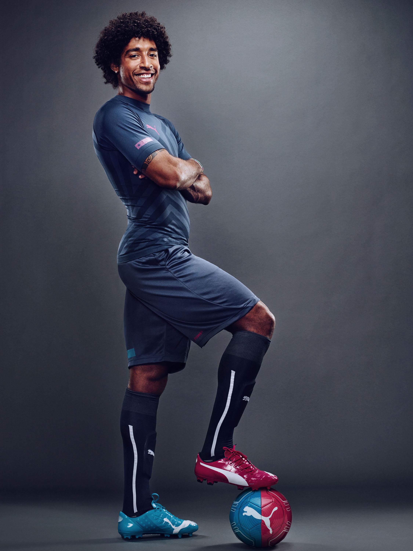 Dante Bonfim, soccer, Detlef Schneider Photography, Puma Campaign, Deichmann
