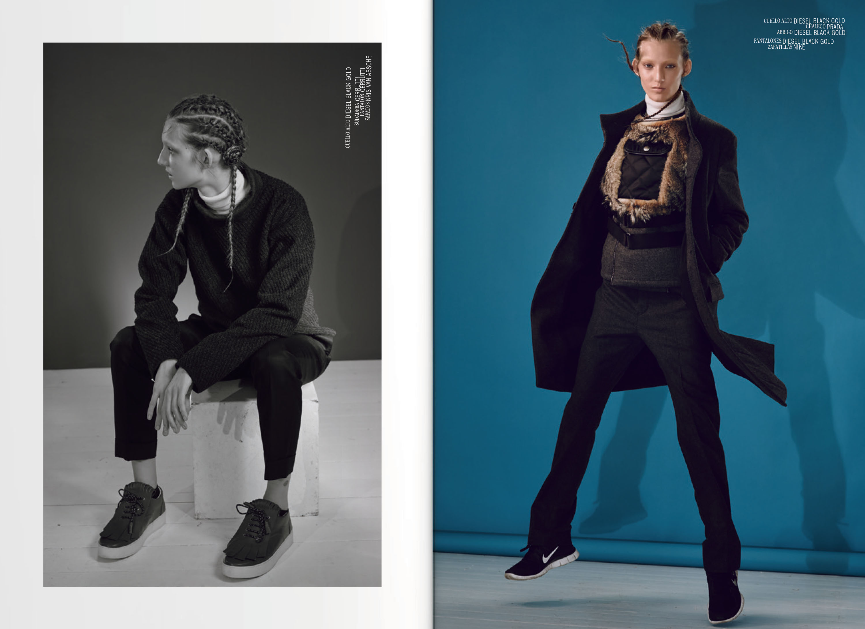 Detlef Schneider Photography, Styling Ingo Nahrwold, VEIN Magazine, Fashion Editorial