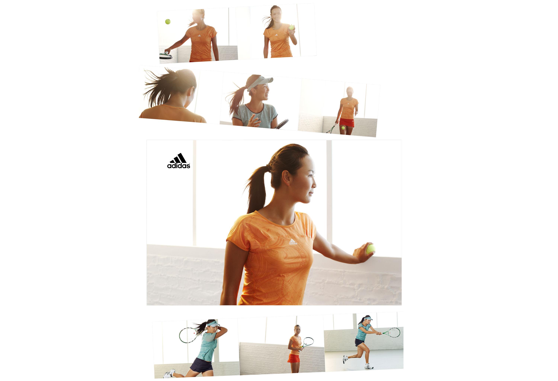 Tennis, Ana Ivanovic, Detlef Schneider Photography, Adidas