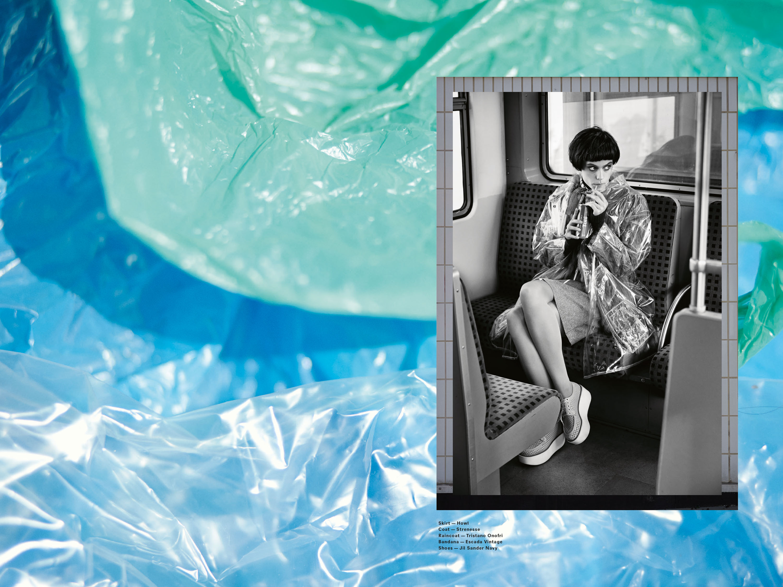 OE Magazine, Photography Detlef Schneider, Production Styling Ingo Nahrwold, Model Corinna Ingenleuf, Hair Tom Kroboth, Make-up Josephine Martens, Styling Assistant Alexandra Klar,