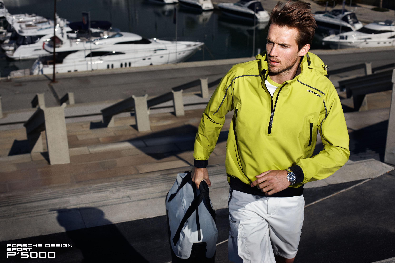 Porsche Design, Detlef Schneider Photography, Adidas, Sport, SP 5000, Model Andrew Cooper,