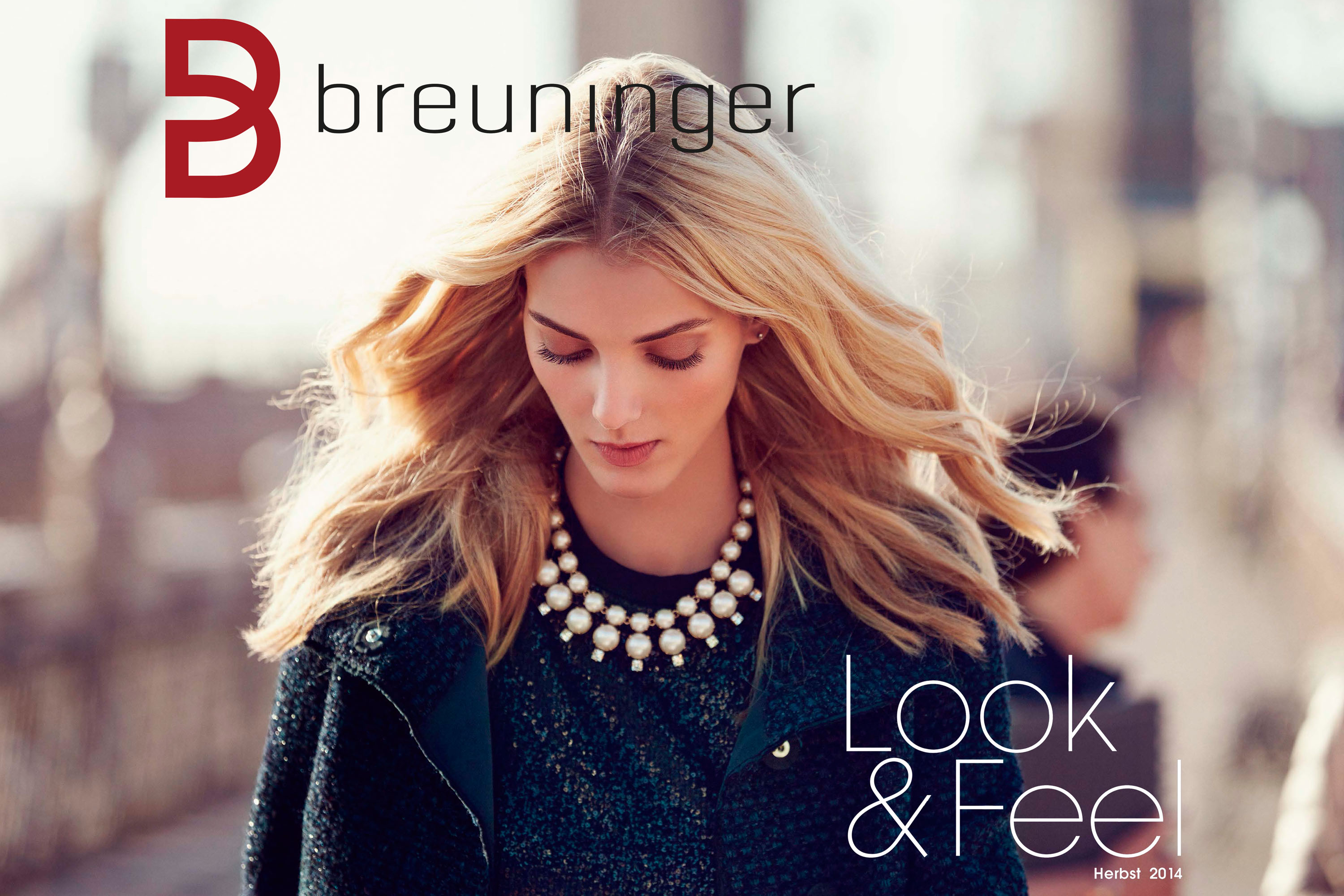Breuninger Fall Winter 2014, NYC, Detlef Schneider Photography
