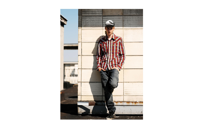 Sleek, Bread & Butter magazine, Fashion Editorial, Detlef Schneider Photography, male model, Fashion, Streetstyle