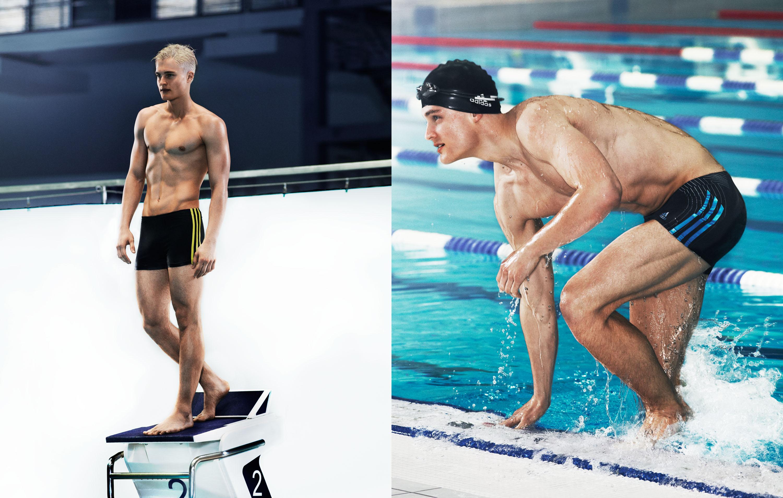 Swim, Adidas, Detlef Schneider Photography