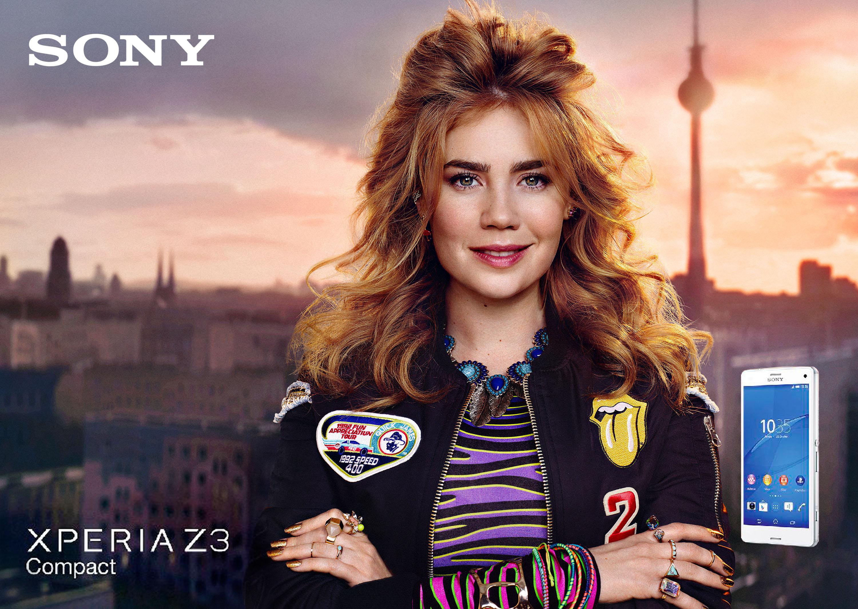 Detlef Schneider Photography, Sony, Palina Rojinski, Xperia Z3 Compact