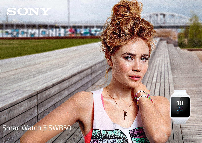 Detlef Schneider Photography, Sony, Palina Rojinski, SmartWatch 3 SWR50