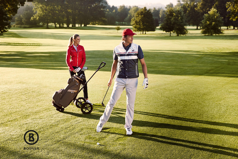 Bogner Golf, Detlef Schneider Photography