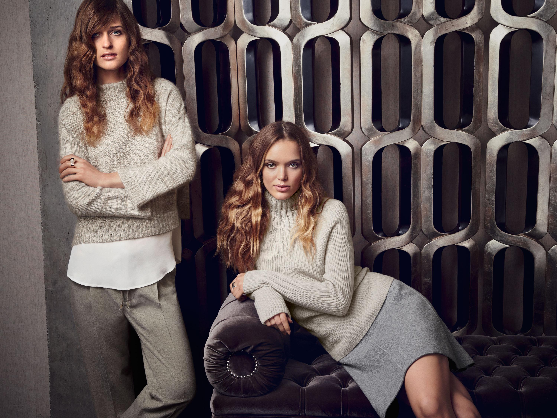 Detlef Schneider Photography, Breuninger, Models Regitze Christensen, Zo Nowak, Styling Nadja Rath, Hair& Make-up Sina Felke,