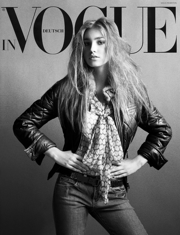VOGUE Deutschland, Fashion, Black&White, Detlef Schneider Photography
