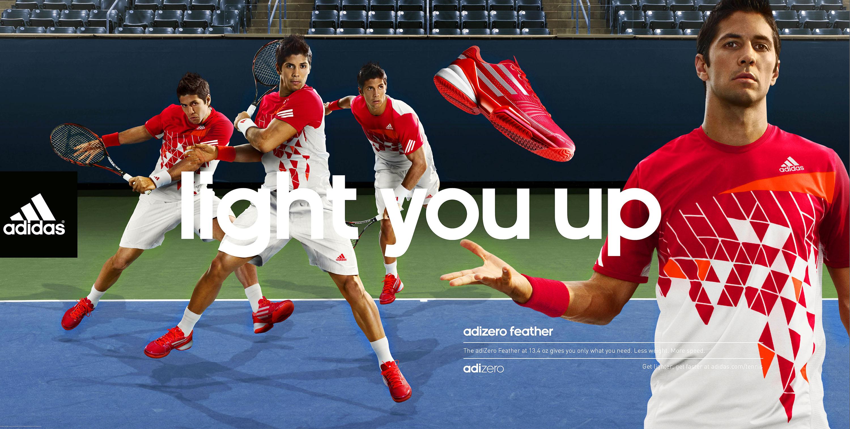 Fernando Ferdasco, Detlef Schneider, Photography, Adidas, Tennis,
