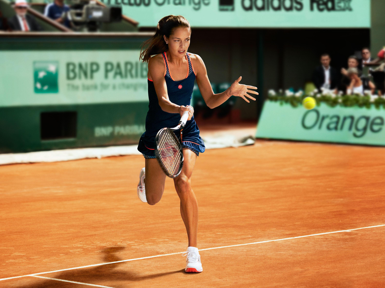 Detlef Schneider Photography, Ana Ivanovic, Adidas, Tennis, Roland Garros