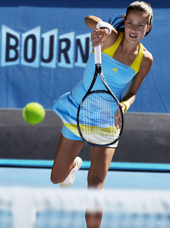 Detlef Schneider Photography, Ana Ivanovic, Adidas, Tennis, Melbourne
