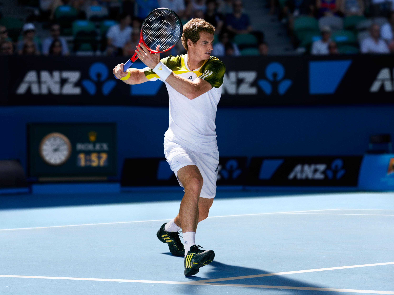 Detlef Schneider Photography, Andy Murray, Adidas, Tennis, Melbourne