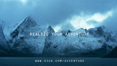 Realize your Adventure: Didi Serana